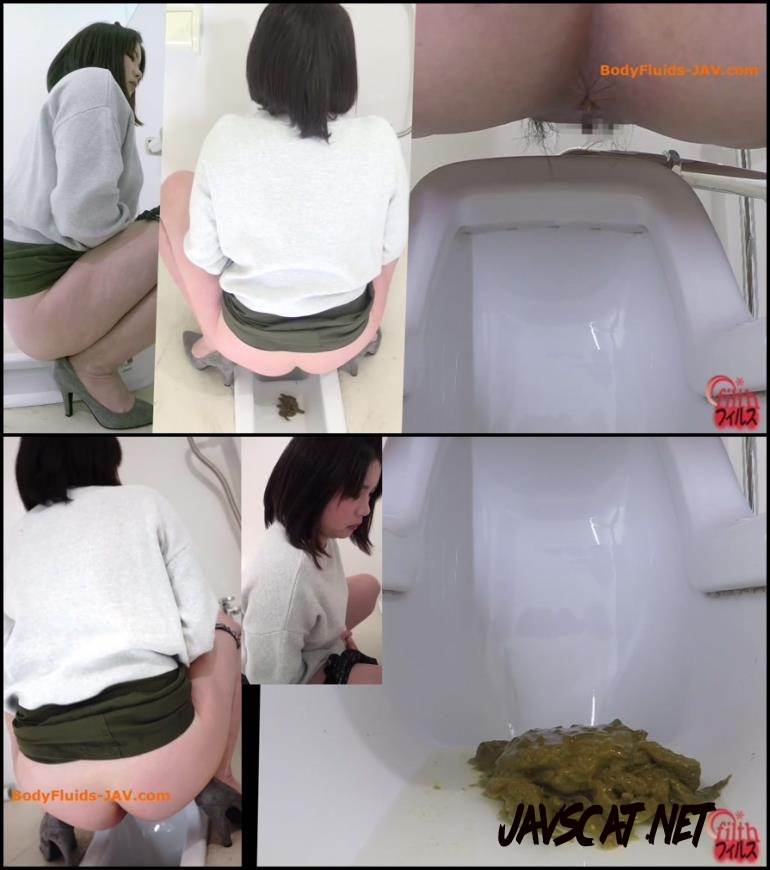 BFFF-159 Spycam in toilet and pooping womans (2018 | 283 MB | FullHD)