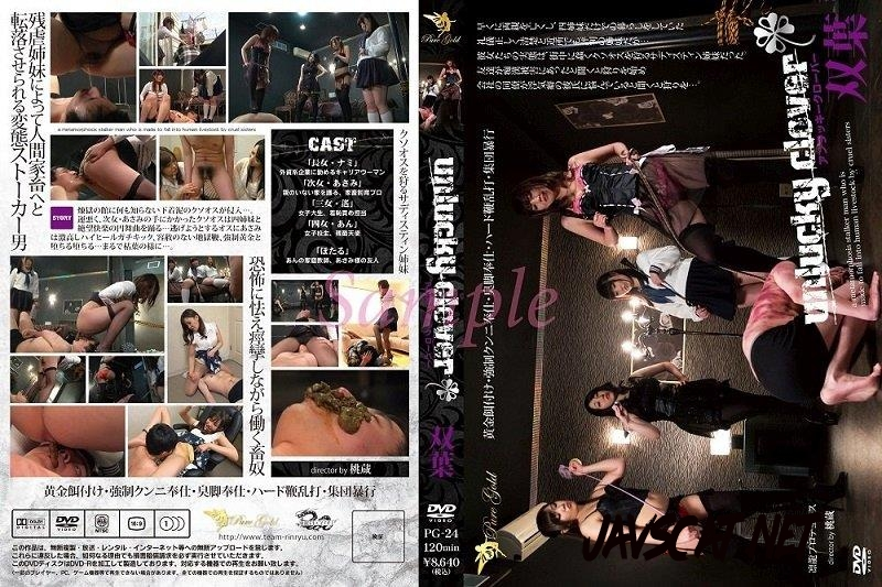 PG-24 Cruel torture over a slave urine, shit and hard whipping (2018 | 1.89 GB | SD)