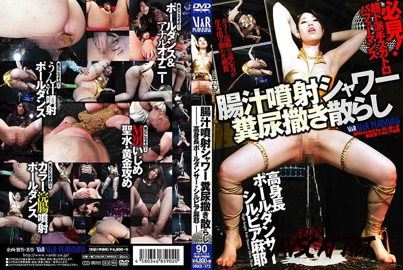 VRXS-172 Sylvia Maya excretion during perversion dance (2018 | 955 MB | SD)