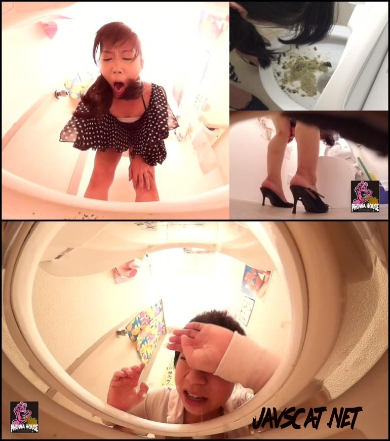 BFJV-03 Vomiting and dirty panties consequence of food poisoning (2018 | 650 MB | FullHD)