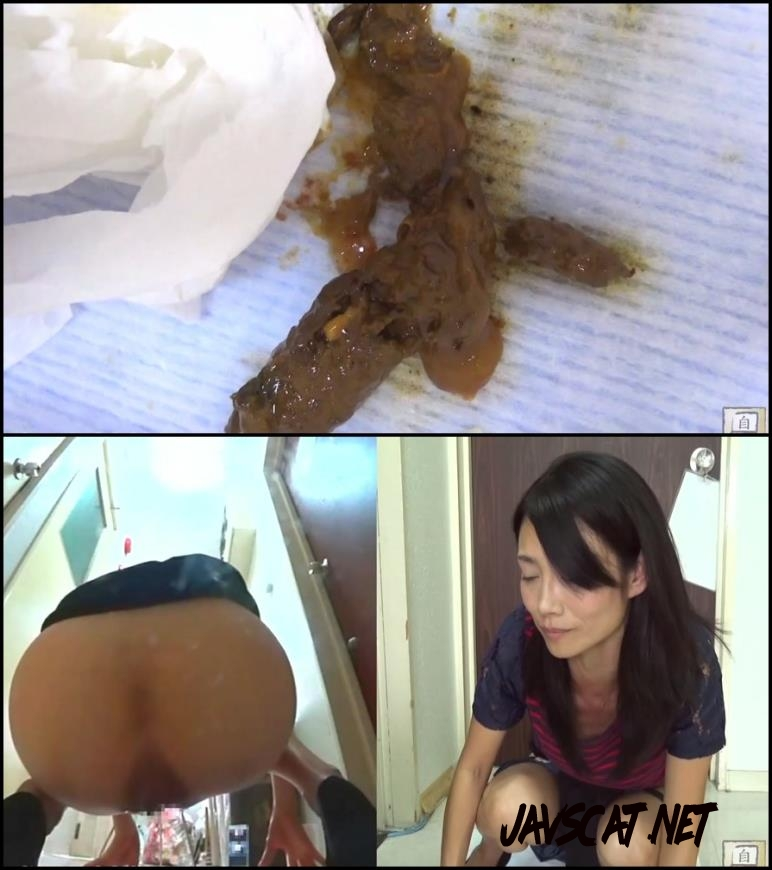 BFJG-10 Enema patience and squirting incontinence fecal (2018 | 895 MB | HD)