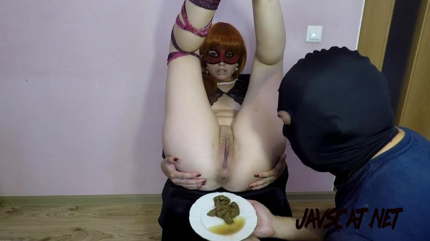 Special #931 Shit in the Plate Shit Eating Self Filmed (2019 | 382 MB | FullHD)